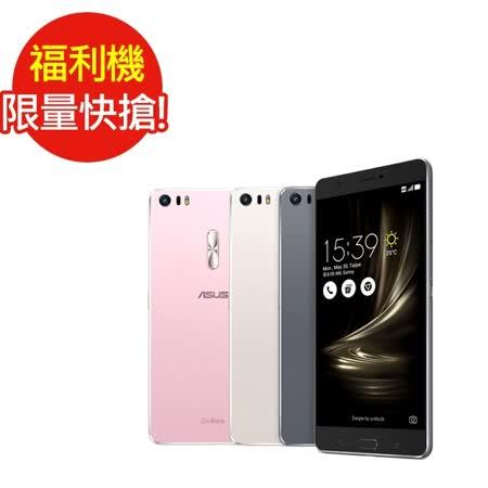 福利品ASUS ZenFone 3 Ultra (ZU680KL) 4G/64G 雙卡智慧手機(全新未使用)灰