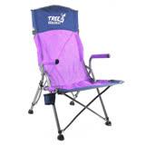 TreeWalker 鏕遊樂 特優高背休閒椅(紫)