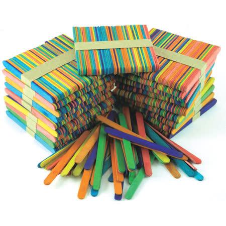 【華森葳兒童教玩具】美育教具系列-彩色棒冰棍 L1-AP/410/CLS