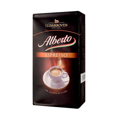 買一送一 德國ALBERTO義式烘培咖啡粉 250G