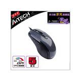 【A4 雙飛燕】D-708X紫龍 有線遊戲鼠