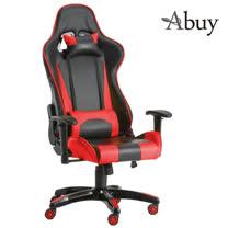 Abuy-新一代3D立體舒適電競賽車椅-4色選擇