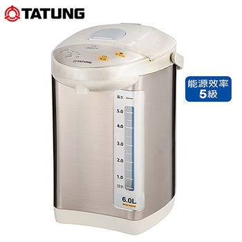 大同6L溫控熱水瓶TLK-645EA