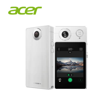 ACER Holo 360 全景相機 白 WIFI版