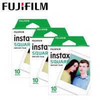{3盒組}Fujifilm Instax Square Film 空白 拍立得底片〔SQ10 SP-3 專用底片〕