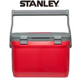 【美國Stanley】可提式15.1LCooler冰桶-紅色