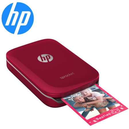 HP Sprocket 迷你口袋印相機