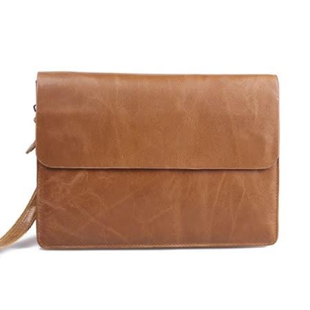 手拿包真皮錢包-英倫紳士時尚商務男包包2色73lu22【米蘭精品】