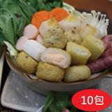 【耀集食品】火鍋料組合(任選10包)(免運)