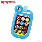 日本《樂雅 Toyroyal》電子學習按鍵盤-藍(6m以上)