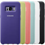 [單一下殺]Samsung Galaxy S8 原廠薄型背蓋(矽膠材質- 5.8吋用)