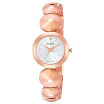 ALBA 石英女錶 不鏽鋼錶帶 防水30米 AH8358X1