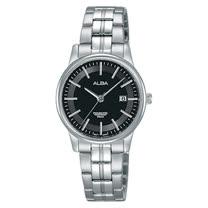 ALBA 精緻石英女錶 不鏽鋼錶帶 防水50米 AH7N01X1