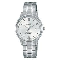 ALBA 精緻石英女錶 不鏽鋼錶帶 防水50米 AH7N89X1