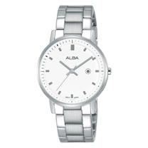 ALBA 精緻石英女錶 不鏽鋼錶帶 防水50米 AH7P13X1