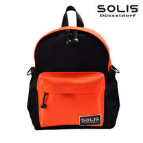 SOLIS 客製化系列 幼幼包側口袋+背帶款