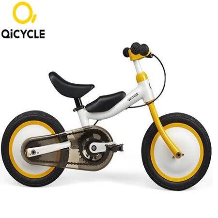 QiCYCLE騎記騎滑兩用安全童車