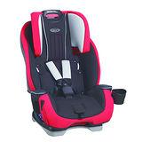 【Graco】0-12歲長效型嬰幼童汽車安全座椅MILESTONE-紅
