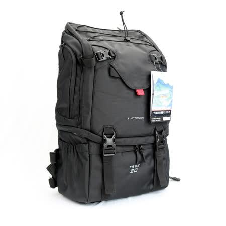 HAKUBA LUFTDESIGN TREK20後背包(黑色)