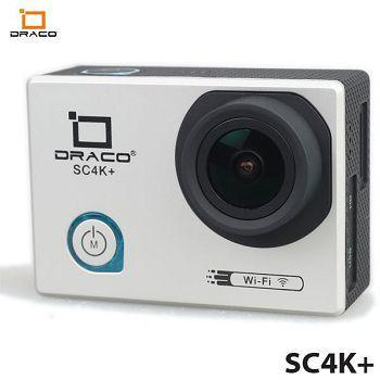 DRACO 4K運動防水攝影機 SC4K+ .