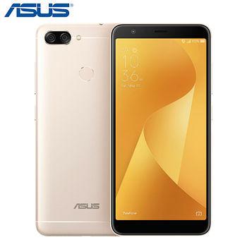ASUS ZenFone Max Plus 5.7吋全螢幕智慧手機ZB570TL- 豔陽金