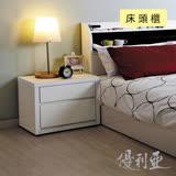 【優利亞-凡賽斯】床頭櫃
