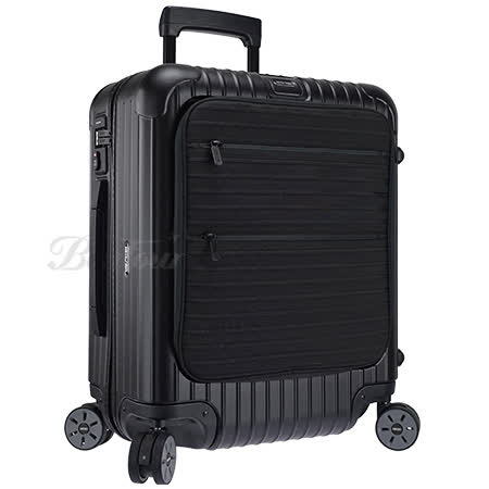 【RIMOWA】Bolero 23吋歐規四輪登機箱 (黑)