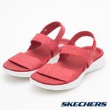 SKECHERS (女) 時尚休閒系列 ON THE GO 600 - 15310RED