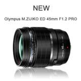 Olympus M.ZUIKO ED 45mm F1.2 PRO (公司貨)
