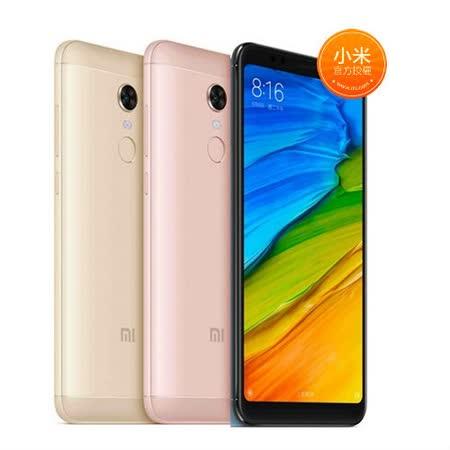 Xiaomi 紅米 5 Plus 5.99 吋八核心(4G/64G)智慧型手機