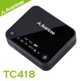 Avantree TC418 光纖/立體聲輸入一對二低延遲藍牙音樂發射器