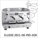 BEZZERA 2011-DE-PID營業用雙孔義式半自動咖啡機220V (HG1036)
