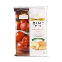 丸中 特綿蘋果蛋糕 37g*6入