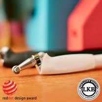 LKB 安全滾輪筆刀-Rolling Sharp Mark3 【白色筆刀】