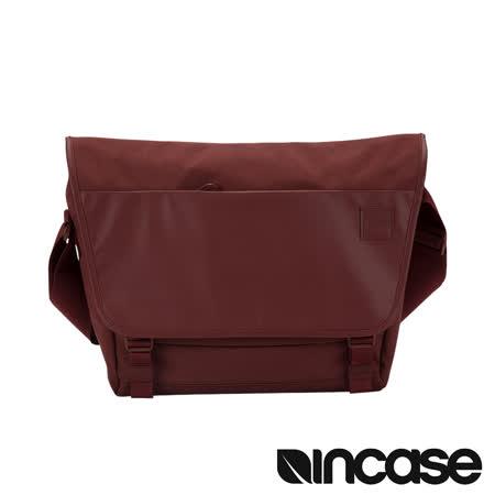 INCASE Compass 15 吋電腦信差包 (醇酒紅)