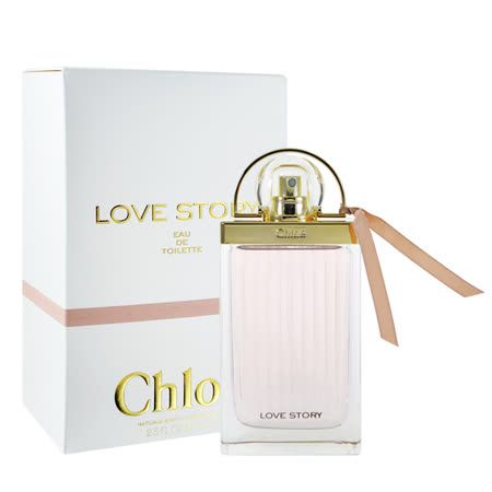 Chloe 愛情故事 晨曦女性淡香水 75ml Love Story EDT