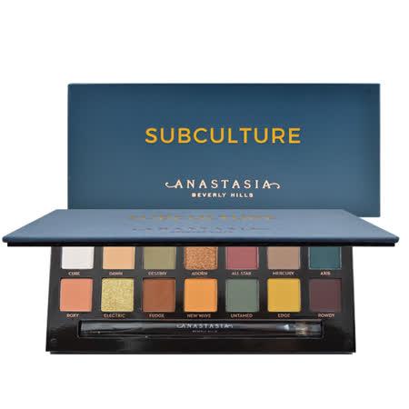 Anastasia Beverly Hills Subculture 14色眼影盤 0.7gx14 Eye Shadow Palette