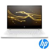 HP Spectre 13-af013TU 13吋輕薄觸控筆電 (i7-8550U/16GB/1TB PCIe M.2 SSD/Win10/FHD)