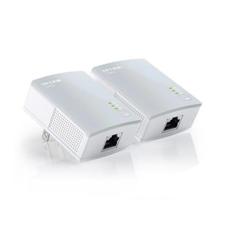 [ 夜殺 ] TP-LINK TL-PA4010KIT(US) AV500 電力線網路橋接器 (雙入裝) / TL-PA4010 Kit 電力橋接器