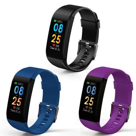 JSmax SB-CK18S 智慧健康管理運動手環(血壓、心率、運動心率、睡眠監測)