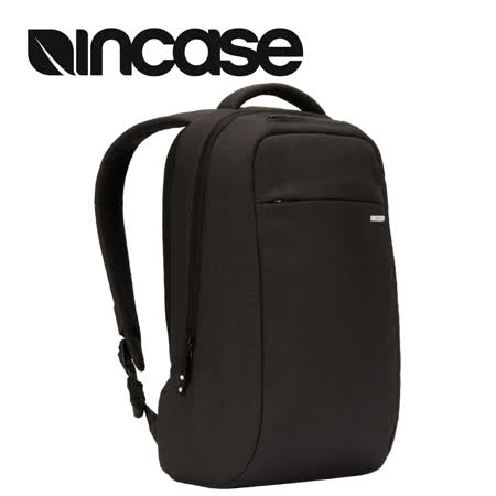 【INCASE】ICON Lite Pack 15吋 超輕量筆電後背包 (石墨黑)