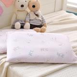 IN HOUSE-3D嬰兒水洗枕-粉紅兔兔