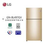 LG 496公升 2門 電冰箱 GN-BL497GV 含基本安裝 1級節能 (BL497GV)