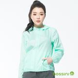 bossini女裝-多功能輕便風衣薄荷綠
