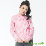 bossini女裝-多功能輕便風衣01嫩粉