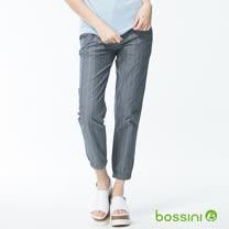 bossini女裝-輕鬆束口長褲