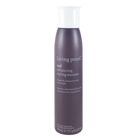 Living Proof 卷度4号 慕斯 179ml Curl Enhancing Styling Mousse