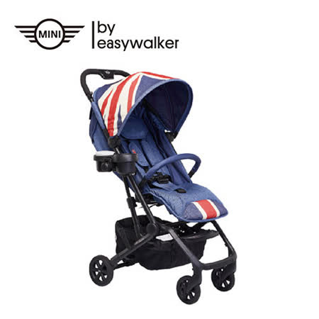 Easywalker MINI Buggy XS傘推車-丹寧