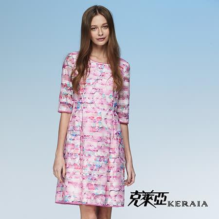 【克萊亞KERAIA】優雅名媛都會洋裝