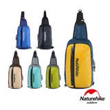 Naturehike 8L戶外輕量單肩斜背包 風行包 六色 NH